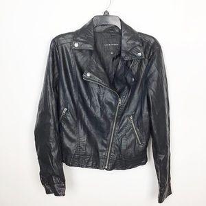 Rock & Republic imitation leather jacket. C11